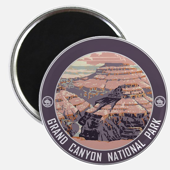 Cute Grand canyon Magnet