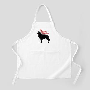 belgian sheepdog BBQ Apron