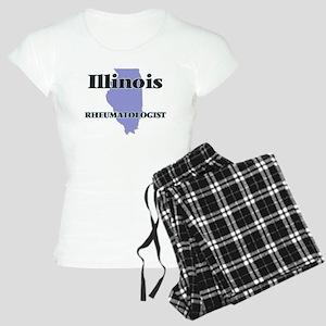 Illinois Rheumatologist Women's Light Pajamas