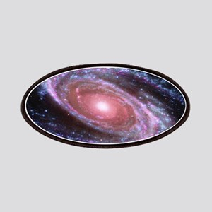Pink Spiral Galaxy Patch