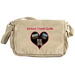 Travel T Messenger Bag