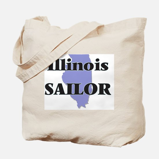 Illinois Sailor Tote Bag