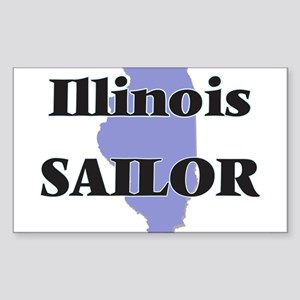 Illinois Sailor Sticker