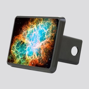 Crab Nebula Rectangular Hitch Cover