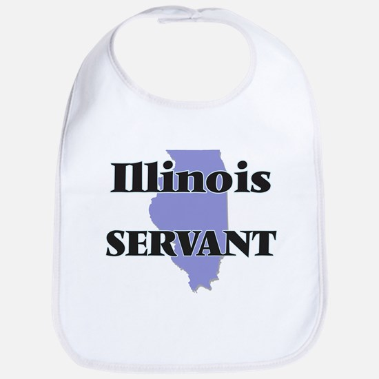 Illinois Servant Bib
