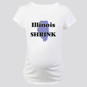 Illinois Shrink Maternity T-Shirt