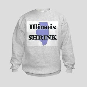Illinois Shrink Kids Sweatshirt