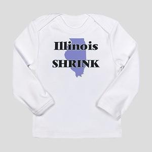 Illinois Shrink Long Sleeve T-Shirt