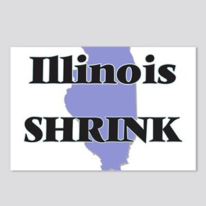 Illinois Shrink Postcards (Package of 8)