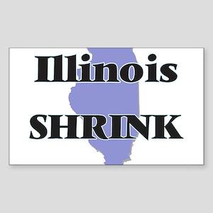 Illinois Shrink Sticker