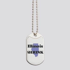 Illinois Shrink Dog Tags