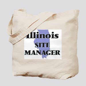 Illinois Site Manager Tote Bag