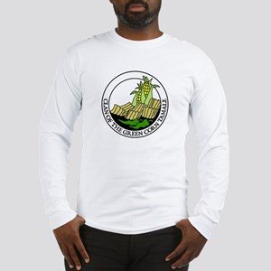 Clan of the Green Corn Tamale Long Sleeve T-Shirt