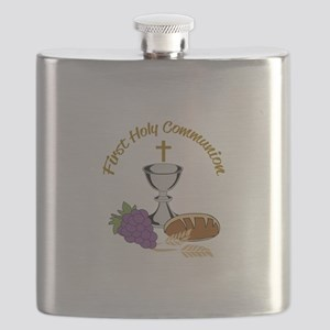 FIRST HOLY COMMUNION Flask