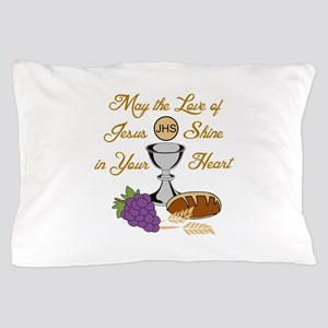 THE LOVE OF JESUS Pillow Case