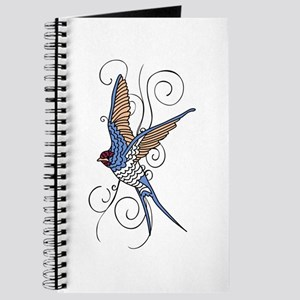 SWALLOW AND SWIRLS Journal
