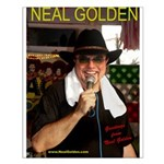 Neal Golden - Small Poster