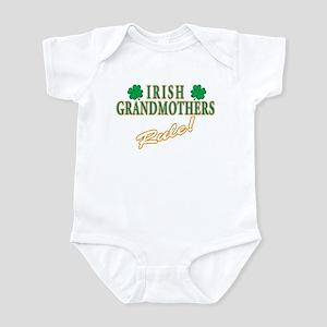 Irish Grandmothers rule Infant Bodysuit