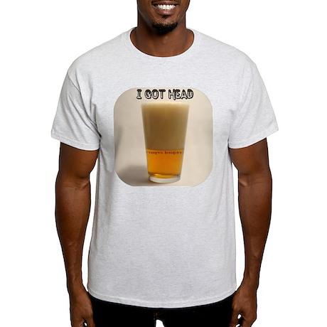 Got Head Light T-Shirt