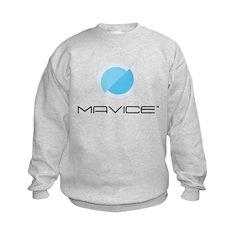 Mavice White Sweatshirt