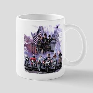 American Biker Mugs
