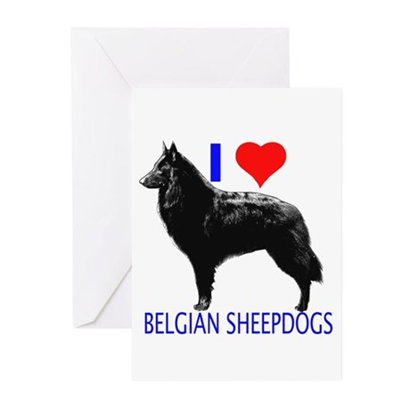 belgian Greeting Cards (Pk of 20)