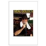 Neal Golden poster - large