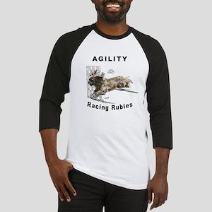 Cavalier/Ruby Agility Baseball Jersey