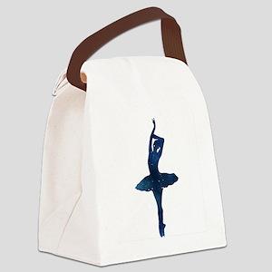 Cosmic Dancer 1 Canvas Lunch Bag