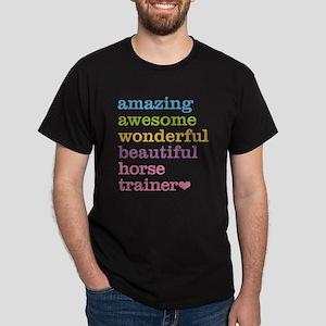 Amazing Horse Trainer T-Shirt
