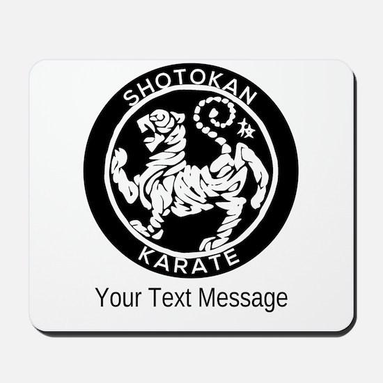 Shotokan Mousepad