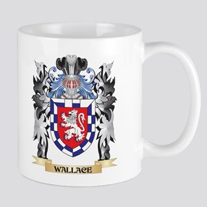 Wallace Coat of Arms - Family Crest Mugs