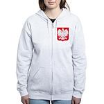 Polish Women's Zip Hoodie