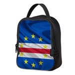 Cape Verde Flag Neoprene Lunch Bag