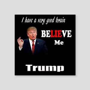 Trump Quote Sticker