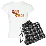 Cape Verde Cv Women's Light Pajamas