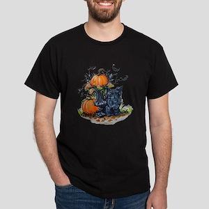 Little Pumpkin Scottie T-Shirt