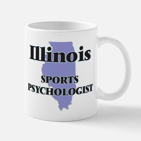 Illinois Sports Psychologist Mugs