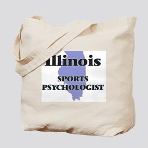 Illinois Sports Psychologist Tote Bag