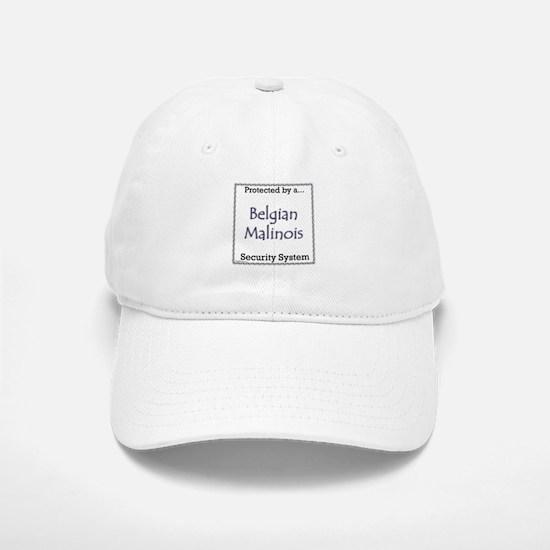 Malinois Security Baseball Baseball Cap