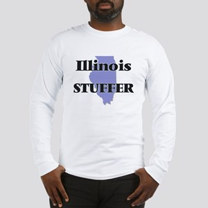 Illinois Stuffer Long Sleeve T-Shirt
