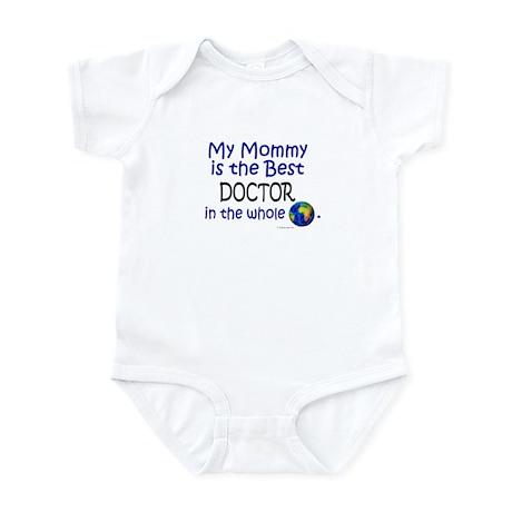 Best Doctor In The World (Mommy) Infant Bodysuit