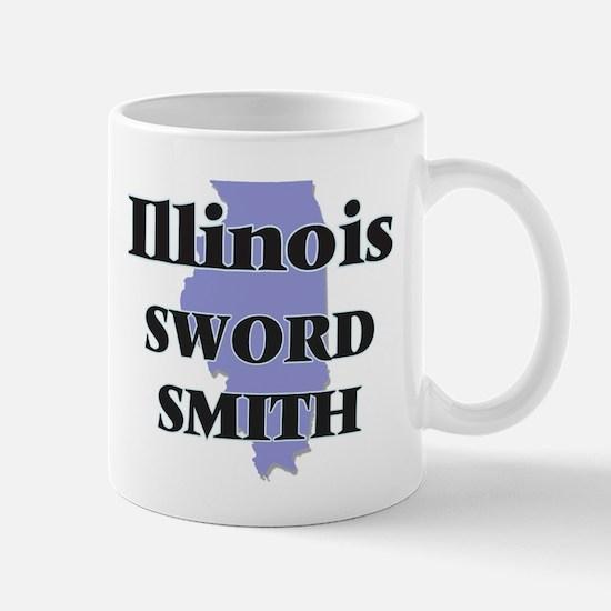 Illinois Sword Smith Mugs