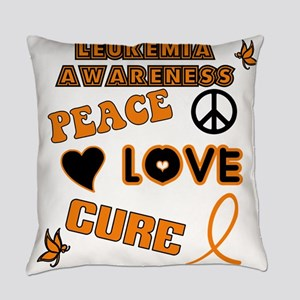 Childhood Cancer Awareness Everyday Pillow