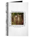 """""""Woods""""&forest Journal"""