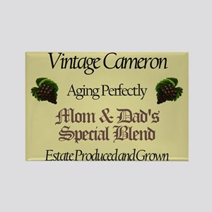 Vintage Cameron Rectangle Magnet (10 pack)