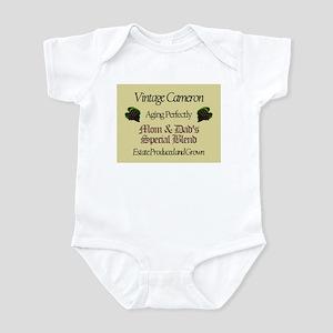 Vintage Cameron Infant Bodysuit
