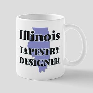 Illinois Tapestry Designer Mugs
