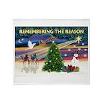 Remember - C.Magic Throw Blanket