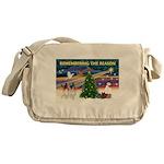 Remember - C.Magic Messenger Bag